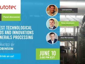 Invitation Mineral Processing Technology