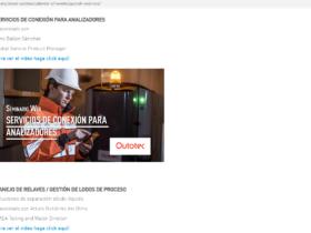 Webinars – Analizadores