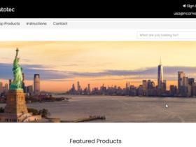 Online Store NCA – USA