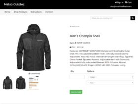 Online Store NCA – jacket