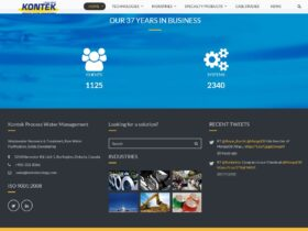 Kontek indicial website optimization  – Over 35 years