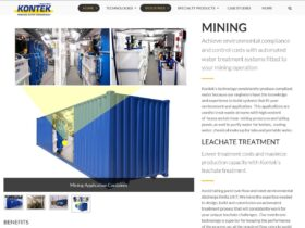Kontek indicial website optimization  – Pilot Mining