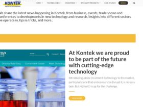 Kontek indicial website optimization  – News