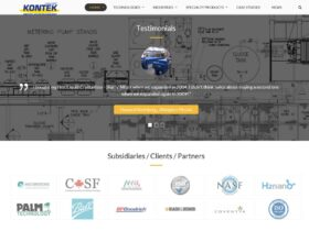 Kontek indicial website optimization  – Testimonials
